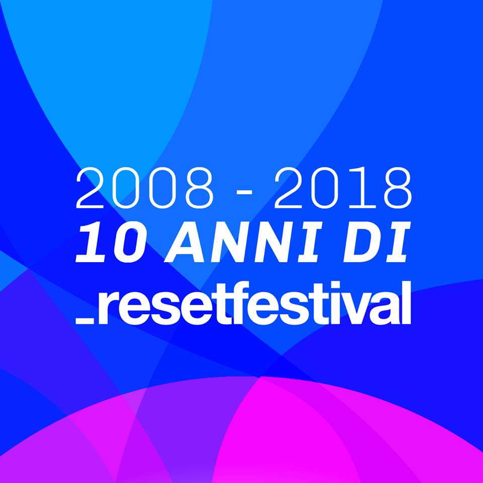 resetfestival X decennale